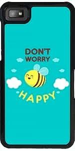 Funda para Blackberry Z10 - Animada Vida! by AnishaCreations
