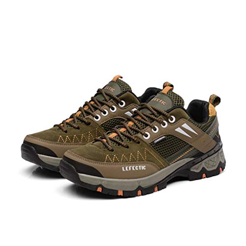Giles Jones Men Hiking Shoes Outdoor Durable Sport Shoes Climbing Athletic Sneakers