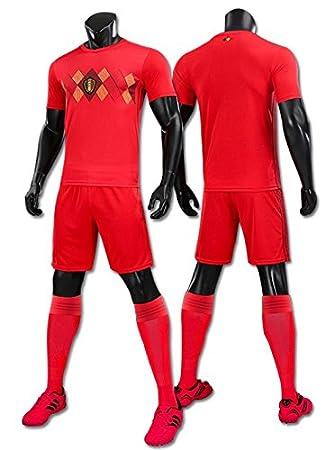 mqtwer Traje De Fútbol, Jersey 2018 De Los Hombres, Camisetas De Los