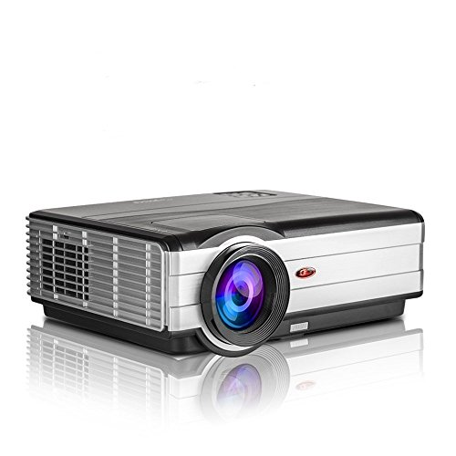 EUG LED LCD Video Multimedia WXGA Home Cinema Projector 3...