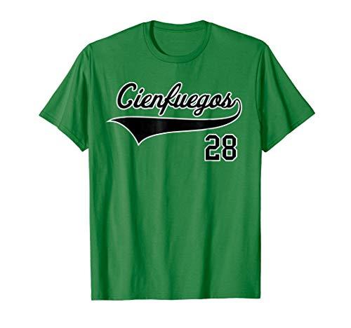 Retro Cienfuegos Remera Beisbol Cuba Baseball - Jersey Baseball Cuba