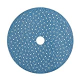 Multi-Air Cyclonic Dry Ice NorGrip Discs, 6'', P400