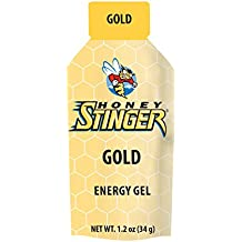Honey Stinger Energy Gel, Gold, 1.2 Ounce (Pack of 24)