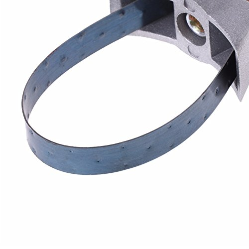 Car Auto Oil Filter Removal Tool Strap Wrench Diameter Adjustable 60mm To 120mm by Automarketbiz (Image #4)