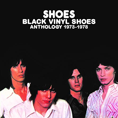 Black Vinyl Shoes: Anthology 1973-1978 (Best Melodic Black Metal)