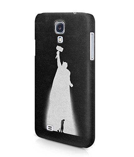 Thor The Avengers God Of Thunder Grunge Plastic Snap-On Case Cover Shell For Samsung Galaxy S4