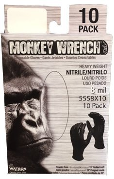 Monkey Wrench 10 Pack