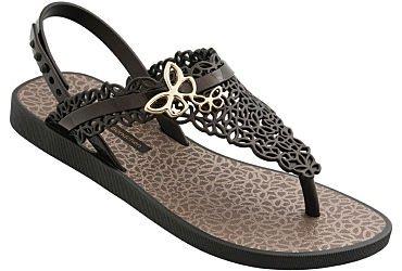 Gisele Bündchen Butterfly Sandal Kids, 34-35: Amazon.de: Schuhe ...