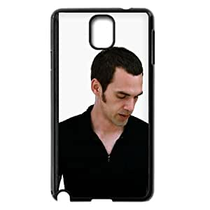 Samsung Galaxy Note 3 Cell Phone Case Covers Black Radian band Phone Case For Guys Plastic CZOIEQWMXN24354
