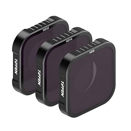 Filtros para GoPro Hero 9 Kit de filtro (ND8, ND16, ND32)