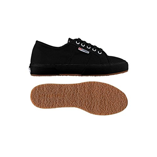 Cotu plus Le Superga Full Black 2750 Microfleece Scarpe dwtPIw