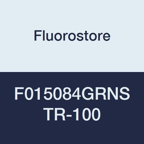 100 Length Green 1//8 mm ID x 4 mm OD 100/' Length Fluorotherm Polymers Inc Fluorostore F015084GRNSTR-100 PTFE Striped Tubing 1//8 mm ID x 4 mm OD