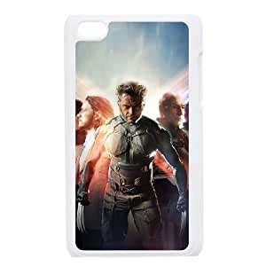 C-EUR Customized Phone Case Of X Men For Ipod Touch 4