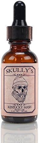 Skullys Beard Oil Sandalwood Moisturizes
