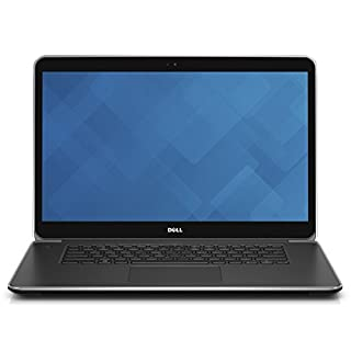 Dell Precision M3800 Intel Core i7-4702HQ 16GB 512GB SSD Silver Windows 8.1 Pro (Renewed)