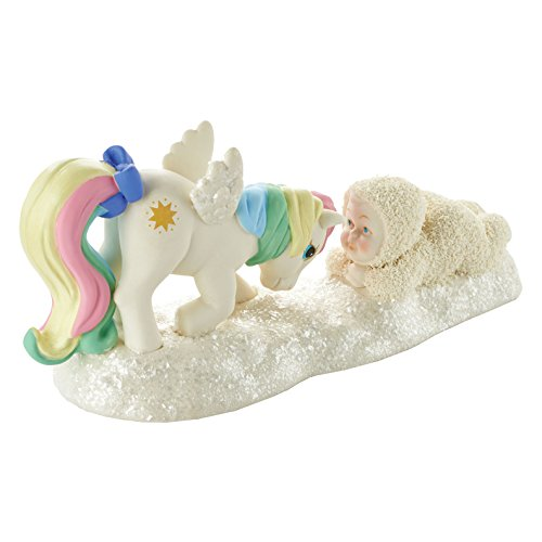Department 56 Snowbabies Guest Collection Tell Me Your Stories Starshine Figurine, 3.66