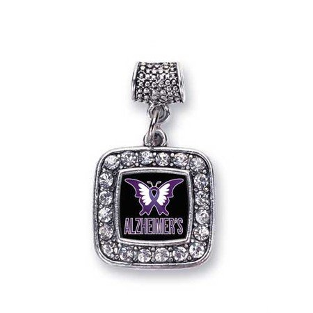 b4654d643c1 Alzheimers Awareness Charm Fits Pandora Bracelets & Compatible with Most  Major Brands such as Chamilia,