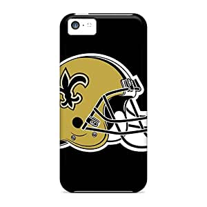 New ItC6997AxXh New Orleans Saints Tpu Covers Cases For Iphone 5c