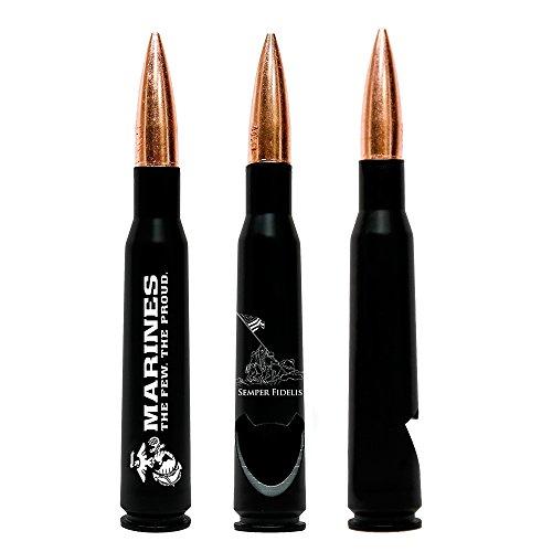 Marine Corps 50 Caliber Bullet Bottle Opener