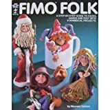 Fimo Folk, Maureen Carlson, 156231100X