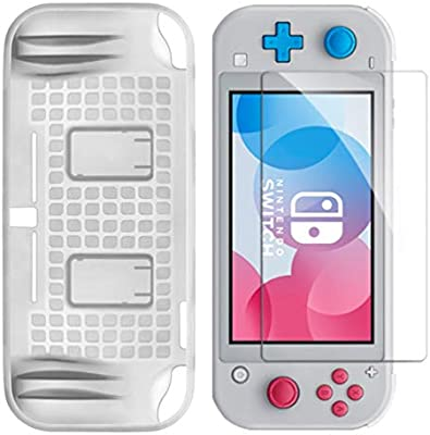ZealBea Focus Nintendo Switch Lite Funda y Protector Pantalla ...