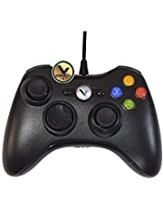 Virtual Zone Control Alámbrico Compatible Xbox 360 / PC (Negro)