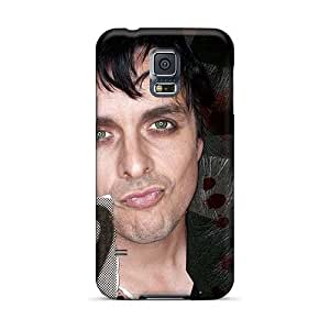 LauraAdamicska Samsung Galaxy S5 High Quality Hard Cell-phone Cases Provide Private Custom Trendy Green Day Pictures [EHp4608OTTA]