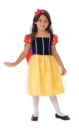 White Costume Snow Plus (Snow White Costume, Toddler)