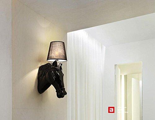 Qpla lampada da parete lampada del corridoio soggiorno bar