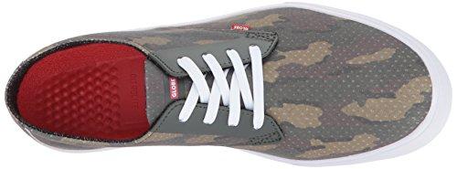 Globe Mens Chaussures De Skateboard Lyt Lyt Camo
