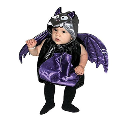 [Little Cutie Baby Girls Boys Unisex Vampire Bat Costume Ages 12 Months] (Vampire Costumes For Babies)