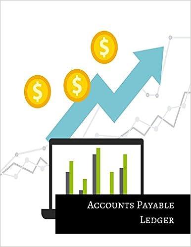 accounts payable ledger insignia accounts 9781521151006 amazon