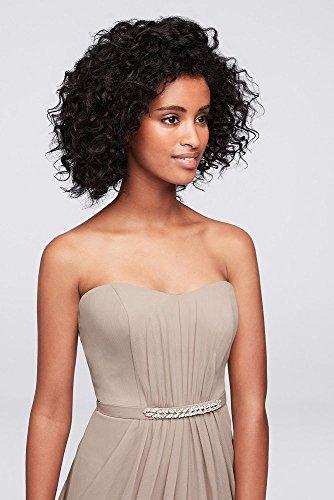 Draped Skirt Swag F19650 Portobello Style Bridesmaid Strapless Dress ygUBcPEE