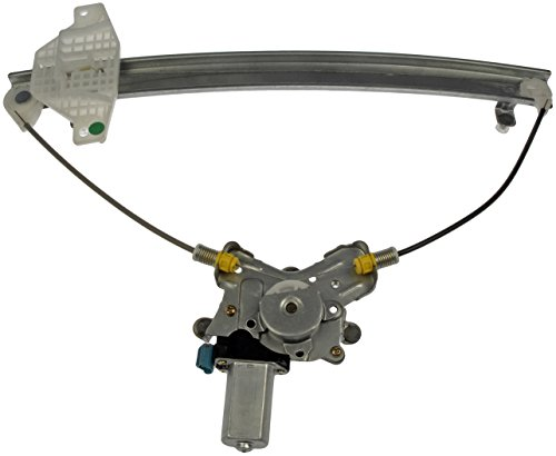 Dorman 741-100 Front Driver Side Replacement Power Window Regulator with Motor for Hyundai Sonata/Kia Optima