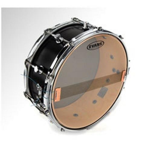 Evans Clear 300 Snare Side Drum Head, 13 Inch