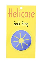 SEALSKINZ Hiking Mid Knee socks, X Large - Black/Anthracite. With a Helicase brand sock ring