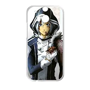 D.Gray man HTC One M8 Cell Phone Case White LMS3915119