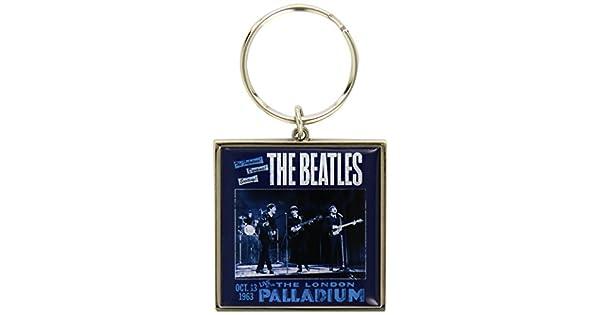 Amazon.com: The Beatles – Llavero estándar: Paladio: Clothing