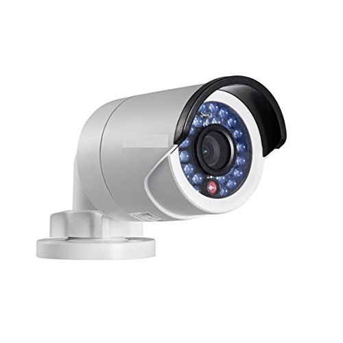 Outdoor HD 1.3 MP IP Bullet Security Camera 4mm Lens Compatibility ONVIF, Hikvision