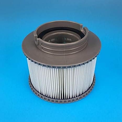 4pcs Chomile 1//2//4 St/ück Filter Kartuschen Filter f/ür Alle Modelle Whirlpool Heilb/äder Schwimmbad f/ür Mspa