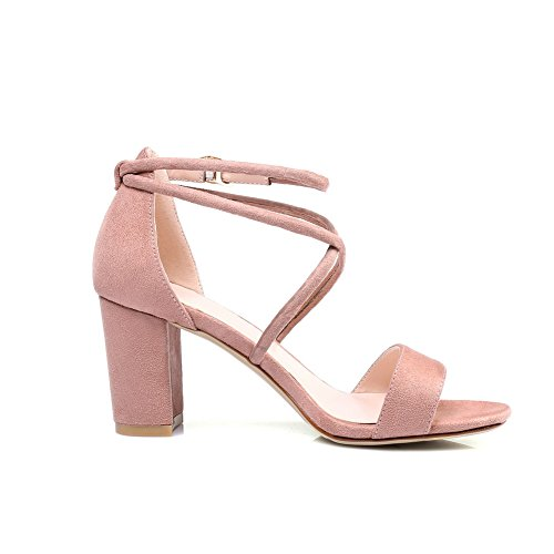 Ouvert SLC04094 Bout Femme Rose 36 Rose AdeeSu 5 wB7gnqW6g1