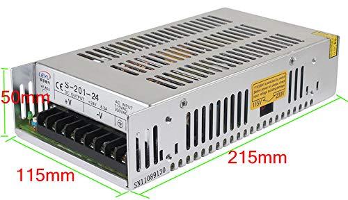 Utini 200w 7.5v ac dc 26.5A Switch Mode Power Supply