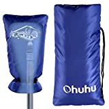 """Faucet Cover for Winter Outdoor Faucet, Ohuhu 19.5"""" x 10"""" Long Faucet Sock for Freeze Protection, Outside Tap Cover/Spigot Cover/Faucet Protector"""