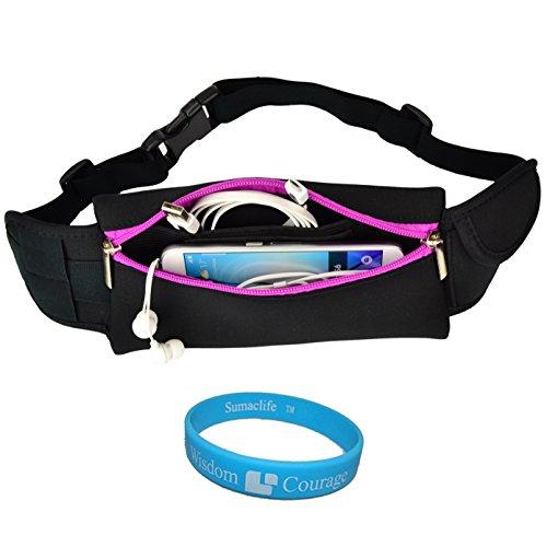 Adjustable Workout Outdoors SumacLife Wristband