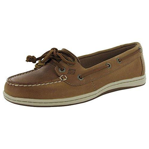 Sperry Top-Sider Firefish Animal barco zapatos de la mujer Sahara