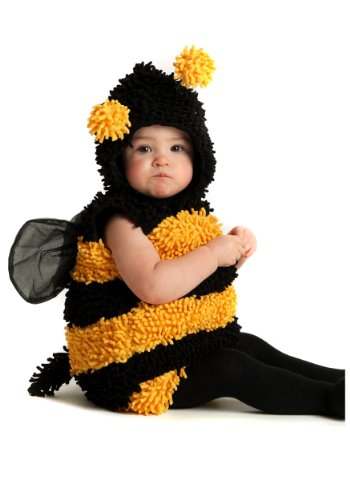 Bumble Bee Halloween Costume (Princess Paradise Baby's Stinger The Bee Deluxe Costume, As Shown,)
