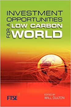 Book Investment Opportunities for a Low Carbon World
