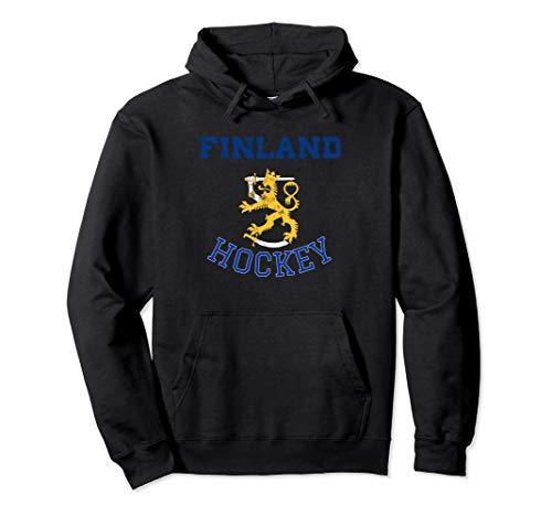 Finland Hockey Hoodie