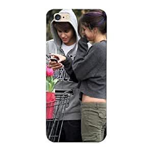 Crooningrose 44b8d695547 Case Cover Skin For Iphone 6 Plus (justin Bieber And Girlfriend)/ Nice Case With Appearance