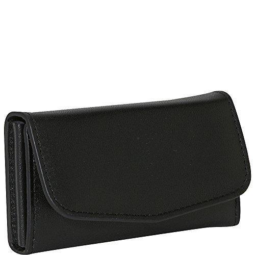 Budd Leather 4pc Women's Manicure Set (Black) by Budd Leather